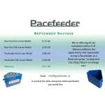 September Offer from Pacefeeder!