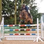 Ben Thomas-Cook Equestrian