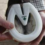 Imprint First Horseshoe shown to improve gait and comfort