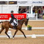 Ireland leads the NAF Magic CIC3* dressage on day one