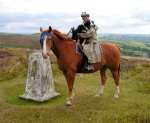 Equine Bed & Breakfast near Builth Wells, Powys