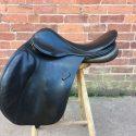 Harry Dabbs 17 inch medium wide GP saddle