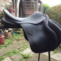 Bliss, Loxely - Foxhunter 18 inch jump saddle