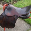 Brown GP Saddle