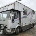 Ford Iveco 7.5t horse lorry