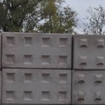 Concrete Interlocking Blocks