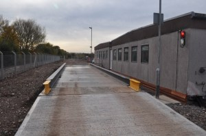 Our weighbridge