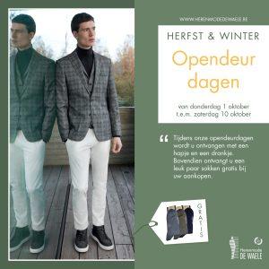 Herfst & Winter Opendeurdagen 2020