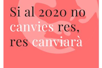 canvia el 2020