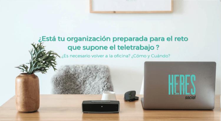 Webinar: ¿Está tu organización preparada para el reto del teletrabajo?