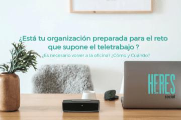 Webinar Teletrabajo Heres Social