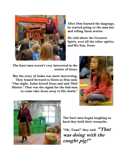 Peace Child photo essay page 2
