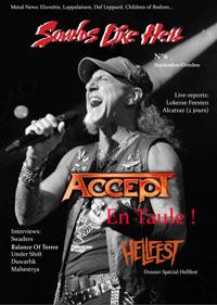Sounds Like Hell - Metal Fanzine n6