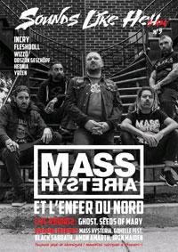 Sounds Like Hell - Metal Fanzine n9