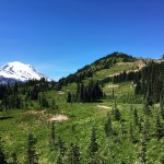Mt. Rainier - Naches Peak Loop Trail