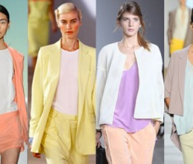 Spring Summer 2012 Fashion Trends