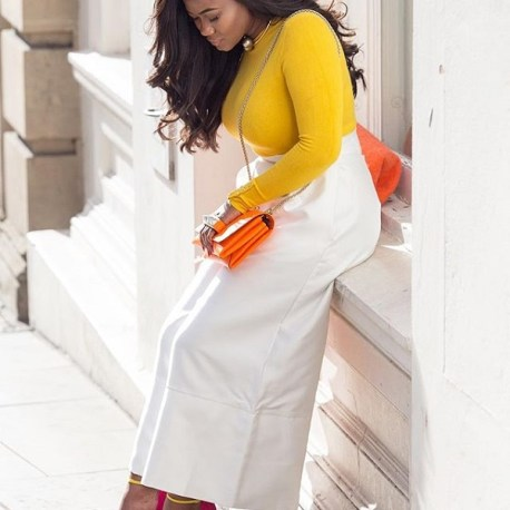 Image result for black fashion bloggers 2017
