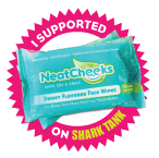 NeatCheeks Shark Tank
