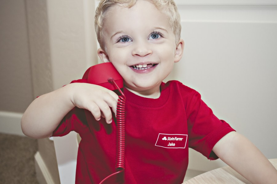 #BeTheJake | State Farm | Halloween Costume | Easy Toddler Costume