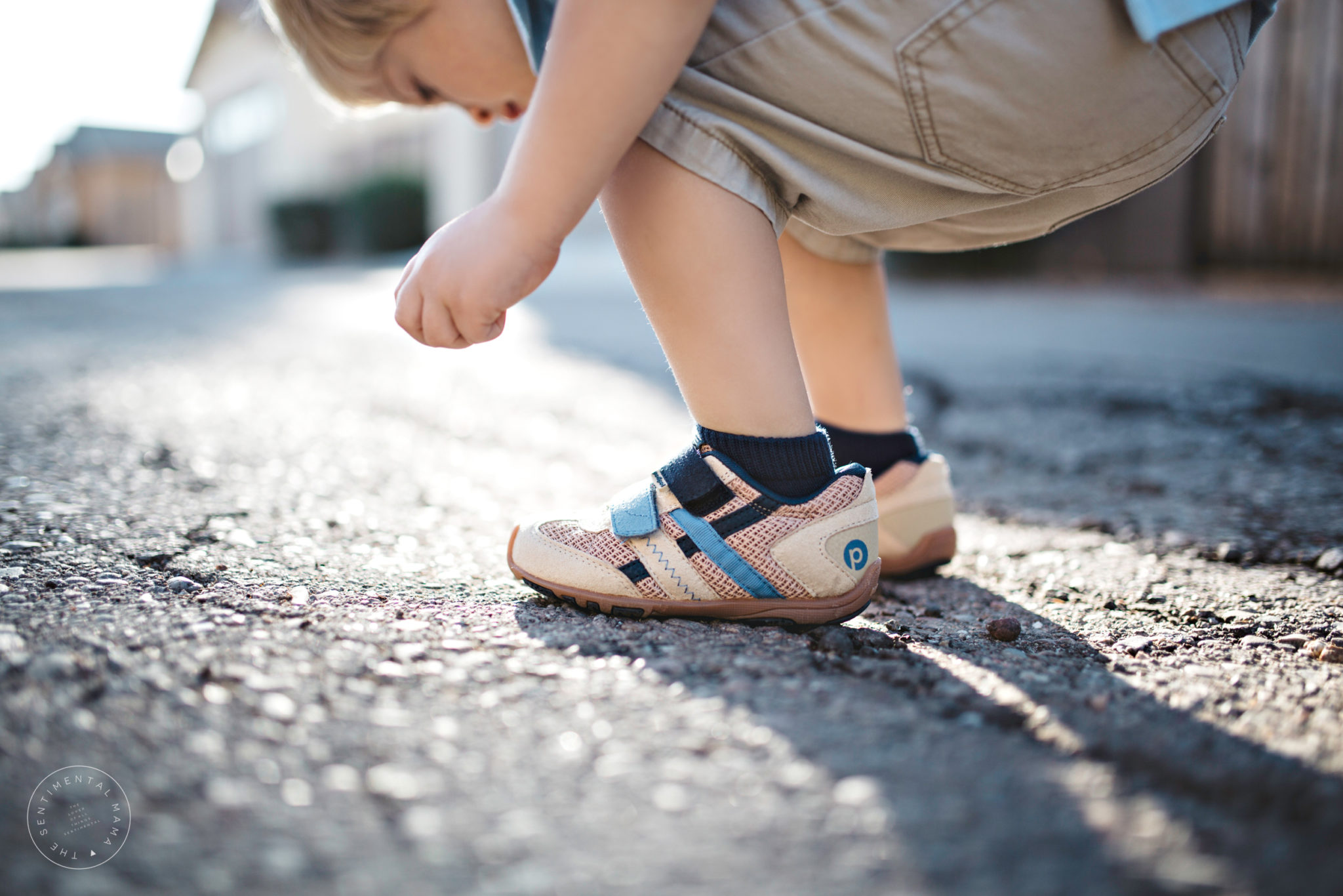 Toddler Uniform Must-Haves | Featuring the BEST Toddler Shoe for Active Boys - pediped!