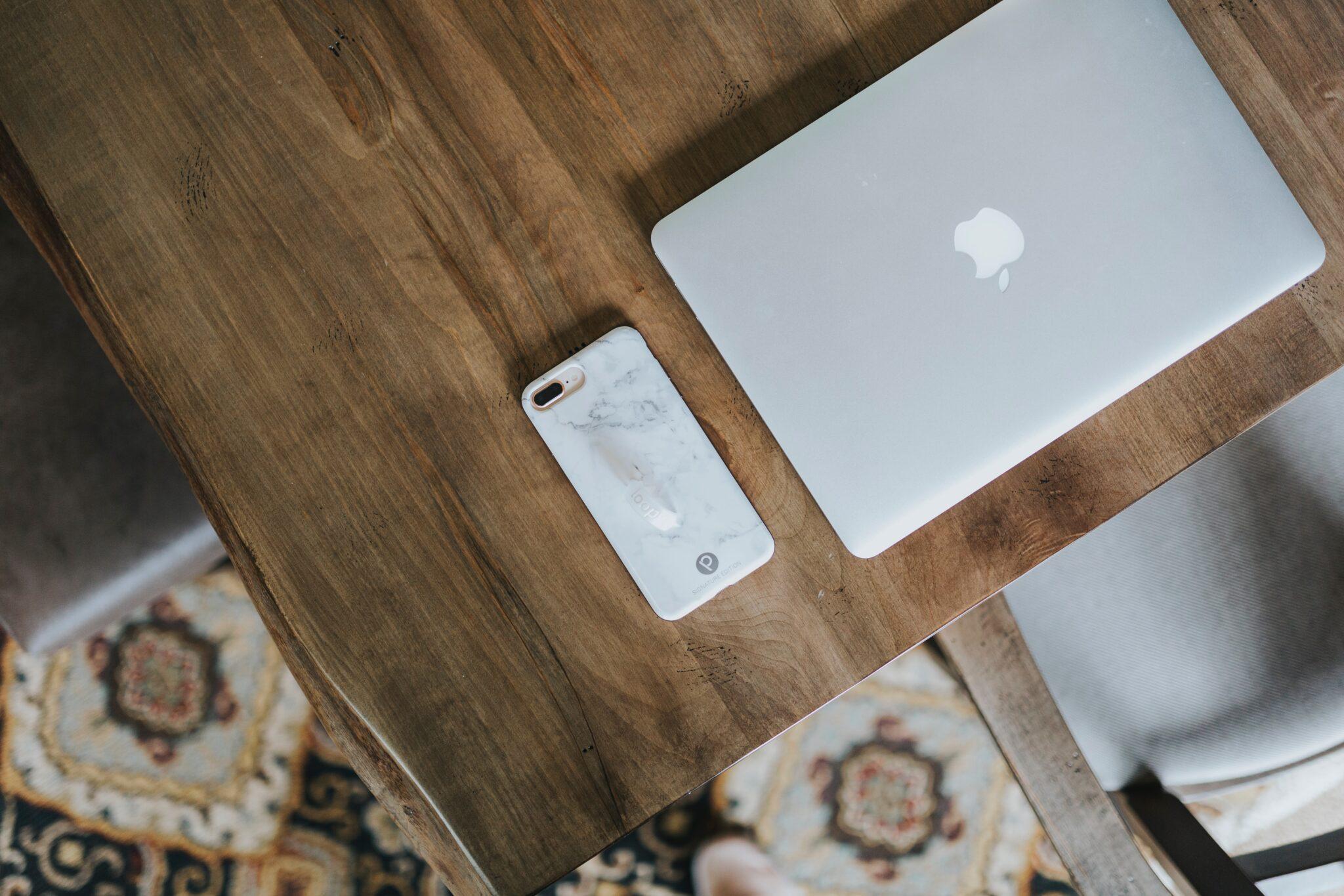 Business Tasks laptop