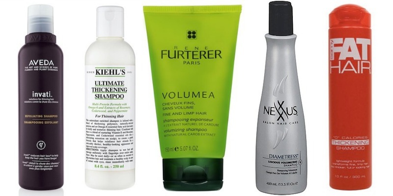 5 Best Shampoos For Thinning Hair