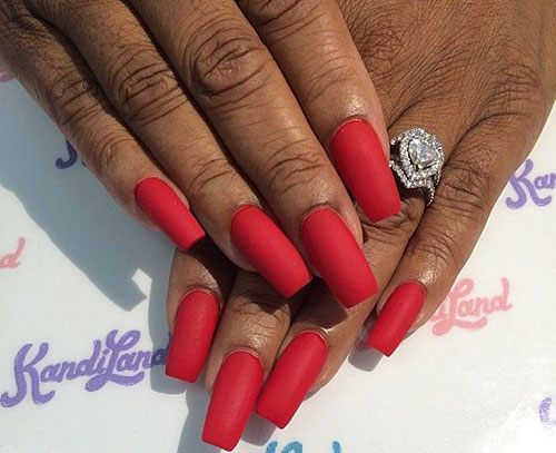 French Tip Nail Design 4