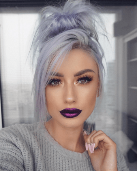 30 Lavender Hair Ideas