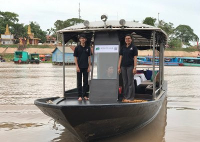 Cruise on the Tonle Sap