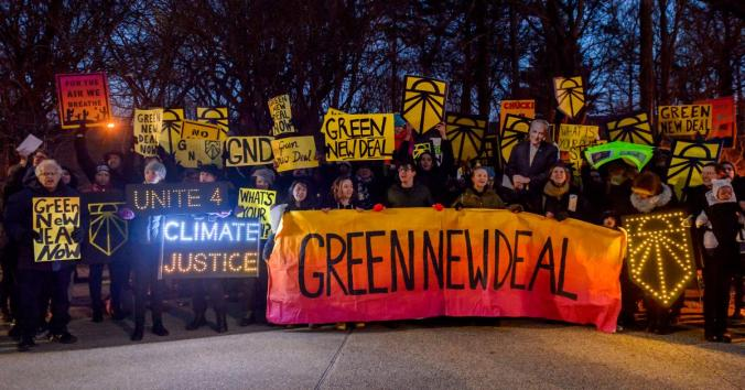 The Green New Deal: Less About Climate, More About Control | The Heritage  Foundation