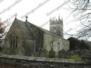 Lorton Church December 2008