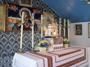 Ukrainian chapel, Lockerbie