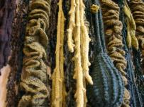 examples of the work of textile artist Elizabeth Smith, who will be at the Museum on May 8 and August 8, 2011