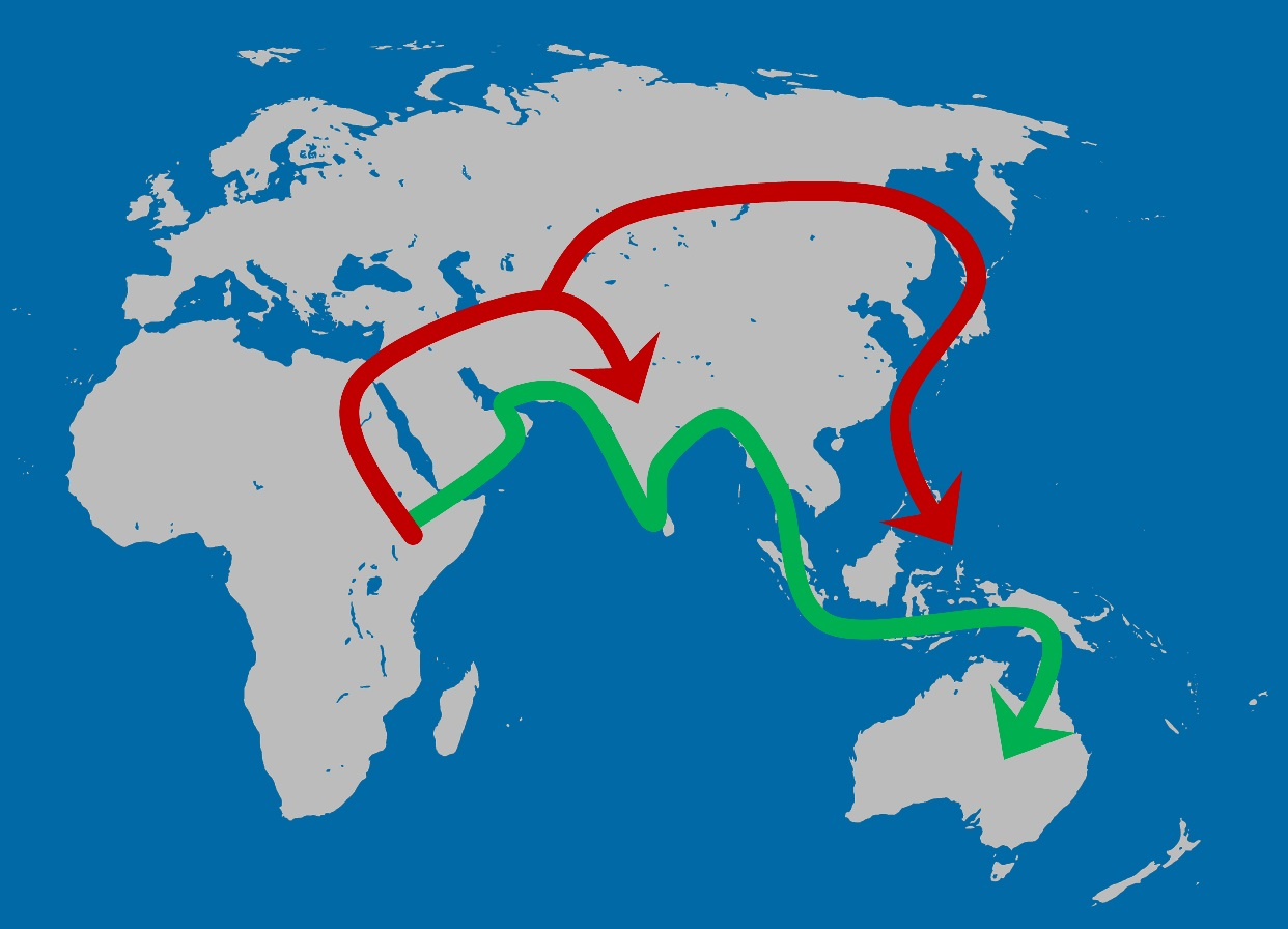 First Eurasians Left Africa Up To 130 000 Years Ago