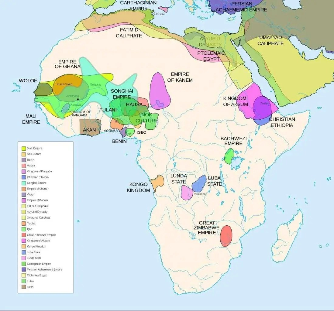 The Kingdom Of Aksum Africa S Lost Empire