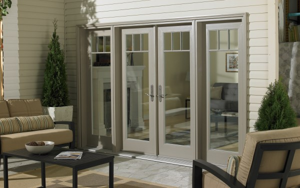 Ultra Patio Swing Doors