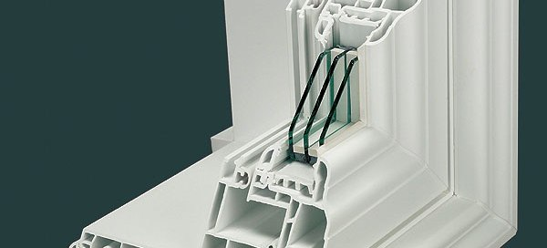 Heritage window - cut sample
