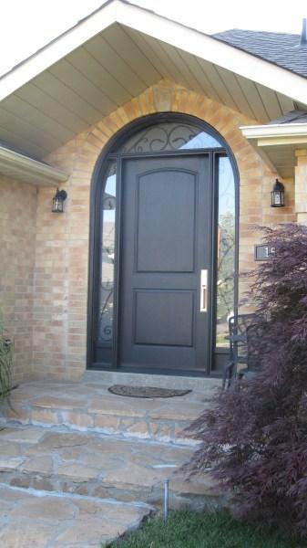 Bold and stylish new door