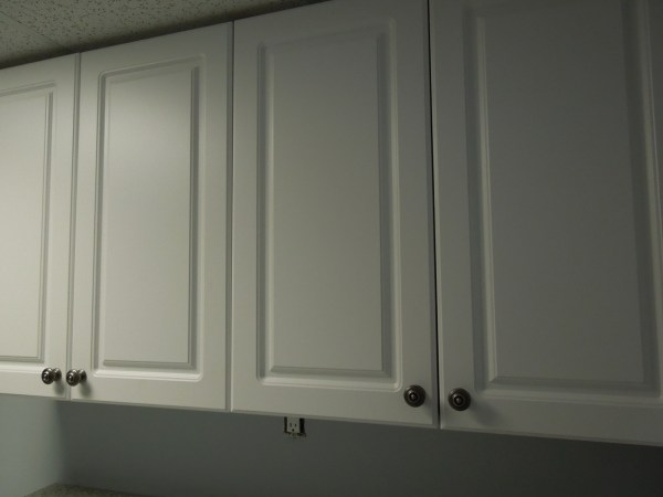 Basement renovation - Cupboards