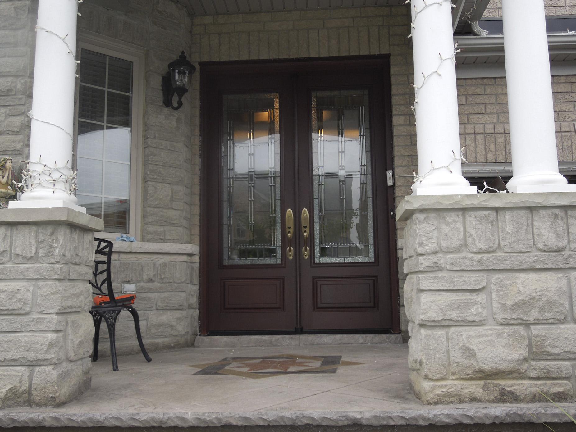 Premium door replacement for Home front door repair