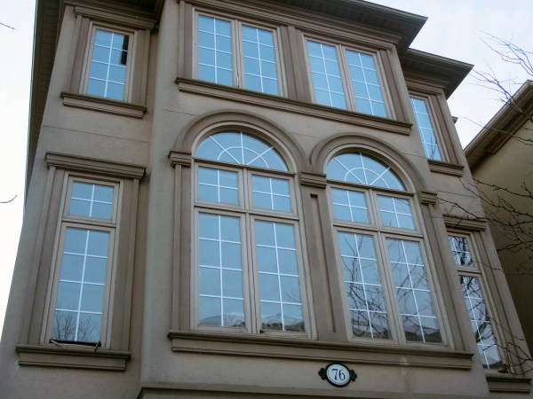 Before - Old windows