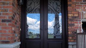 Door Design - Heritage Home Design