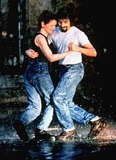 Pablo Veron and Sally Potter dancing Milonga