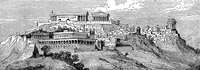 Reconstruction of Darius' palace & administrative complex at Susa