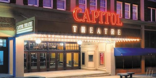 Best Historic Theatres in Ohio - The Capitol Theater in Cleveland