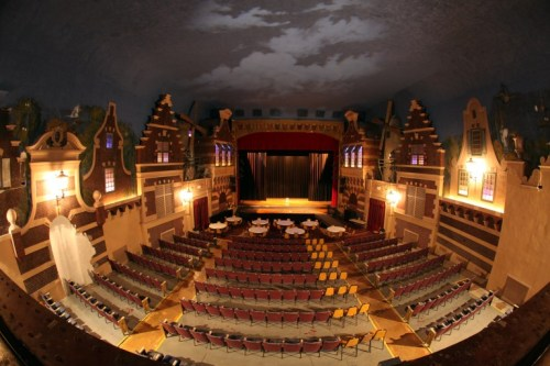 Best Historic Theatres in Ohio - The Holland Theater Bellefontaine