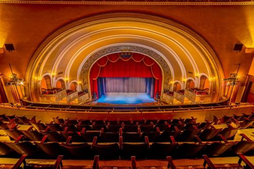 Best Historic Theatres in Ohio - The Murphy Theater in Wilmington