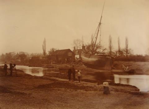 Pannells Boatyard, Spalding