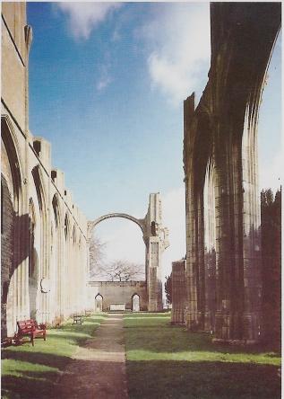 AOS P 0323 Crowland Abbey