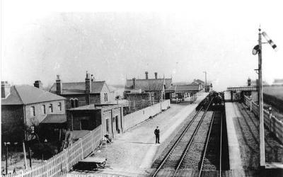 Memories of the 1930s railways in Spalding